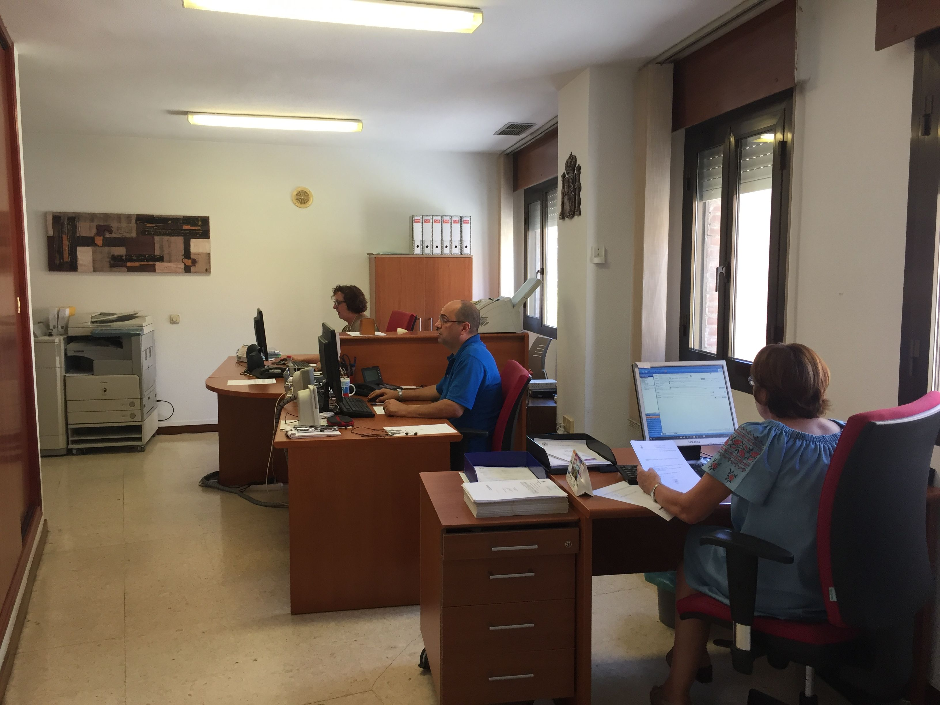 Sala II y Archivo